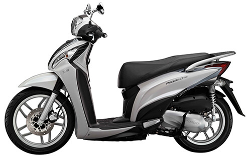 scooter People One 125cc
